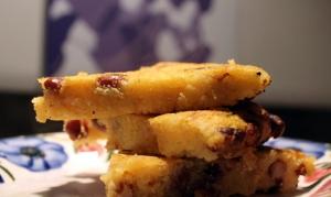 frittata polenta 2