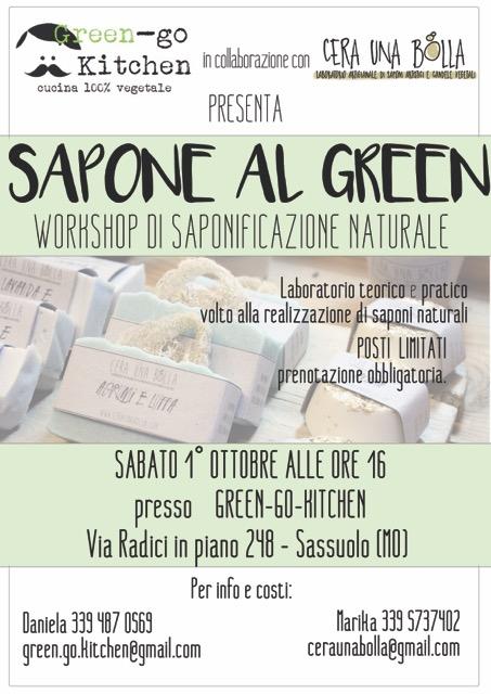 sapone-al-green