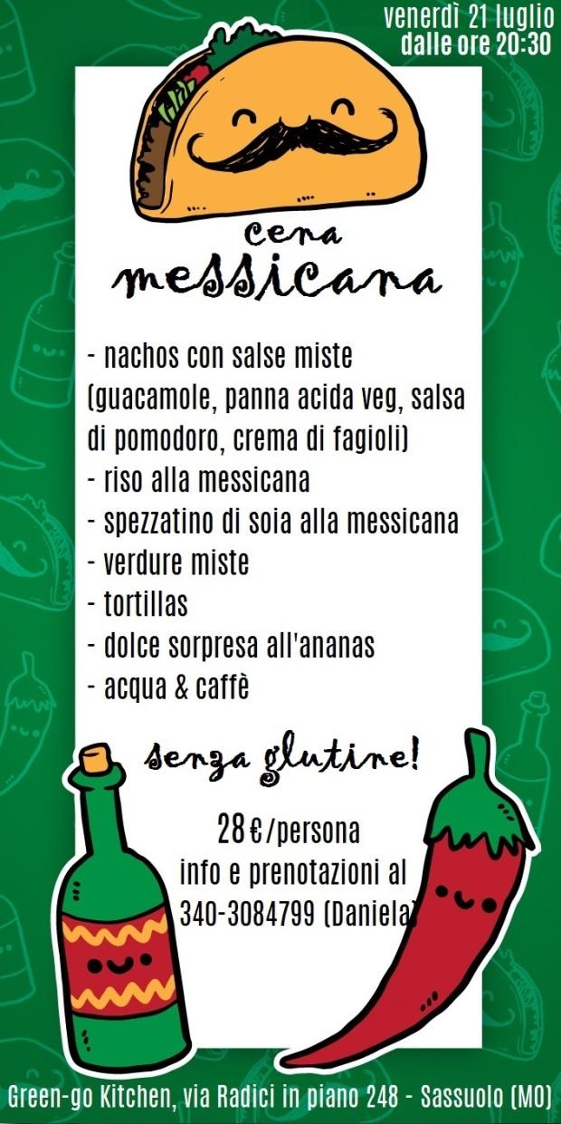 cena messicana_ 15 aprile